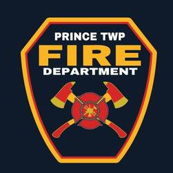 Prince Township Fire Department Logo