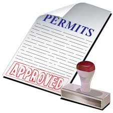 Prince Township Building Permit Paperwork